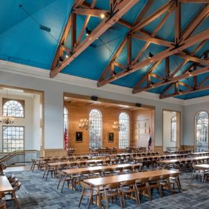 Groton School Dining Hall